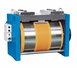 Permanent-Magnet Synchronous Gearless Machine for Elevators (Diana II) pictures & photos