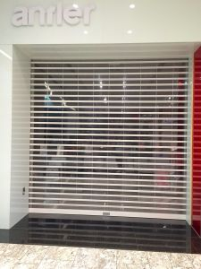 Visible Transparent Rolling / Roller Shutter pictures & photos
