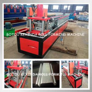 Steel Roller Shutter Door Roll Forming Machine Manufaturer pictures & photos