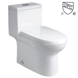 Cupc Ceramic Toilet Closet for North America Market (0324) pictures & photos