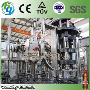 SGS Automatic Glass Beer Filling Machine pictures & photos