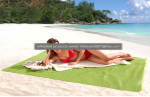 Outdoor Breathable Sand Free Beach Mat with Shade pictures & photos