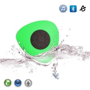 Waterproof Ipx4 Bluetooth Speaker with Suction Cup pictures & photos