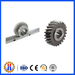 Rack and Gear for Machinery, Construction Hoist pictures & photos