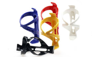 Adjustable Plastic Bicycle Water Bottle Holder Multi-Colors pictures & photos