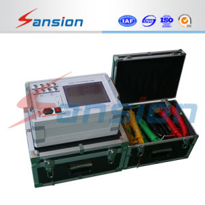 12 Channels Automatic High Voltage Switchgear Circuit Breaker Analyzer pictures & photos