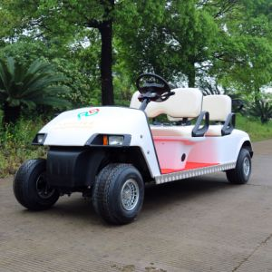 Customized 4 Seater Electric Golf Cart pictures & photos