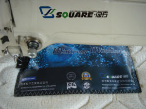 Long Arm Label Zigzag Sewing Machine (Heavy-Duty) pictures & photos