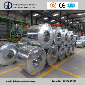 SGCC Hot Dipped Galvanized Zinc Coating Steel Coil Gi Coil pictures & photos