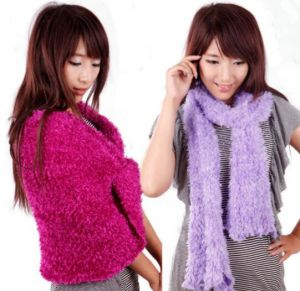 Wholesale Fashion Changed Magic Scarf Magic Woolly Scarf Shawl (MU6603) pictures & photos
