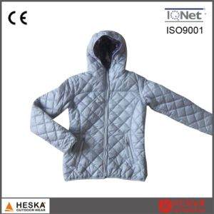 China Good Quality Light Winter Padding Women Warm Jacket pictures & photos