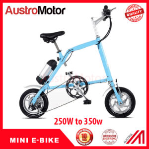 "16"" Tire 250W Folding Electric Bike Folding Ebike pictures & photos"