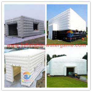 Outdoor Air Inflatable Cube Structure Tent for Party Event pictures & photos