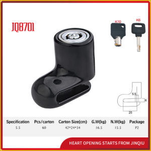 Jq8701 Lowest Price Bicycle Lock Motorcycle Disk Lock Bicycle Lock pictures & photos