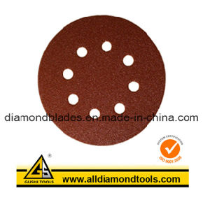 Hook & Loop Sanding Disc pictures & photos