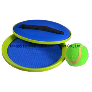 Sticky Catch Set Suction Ball Game Set pictures & photos