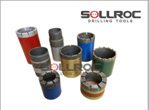 T2 Surface Diamond Core Drill Bits pictures & photos