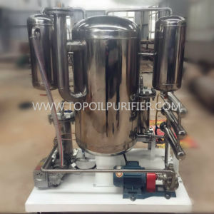 Coco Oil Dehydration and Filtration Processing Coconut Oil Vacuum Dryer pictures & photos