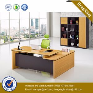 L Shape Executive Table Director Modern Office Desk (NS-ND118) pictures & photos