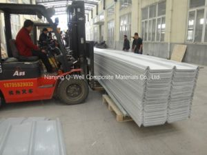 FRP Corrugated Fiberglass Color Roofing Panels W172010 pictures & photos