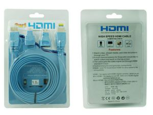 HDMI to HDMI Cable pictures & photos