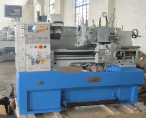CD6241 1000mm Pipe Manual Lathe pictures & photos