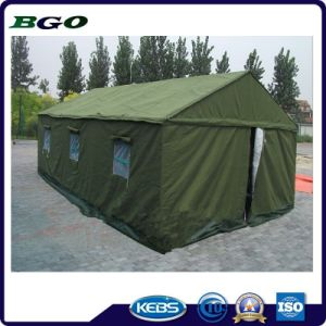 High Quality Waterpfoof Canvas Army Tent pictures & photos