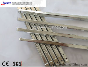 Tin Solder Bar Lead Free Solder Bar/Rog Sn0.7CuNi pictures & photos
