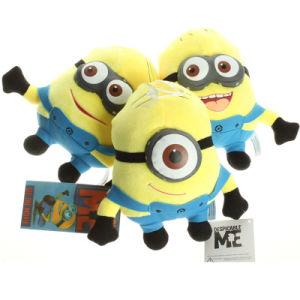 3PCS Each Set Doll Movie Plush Toy 18cm Minion pictures & photos