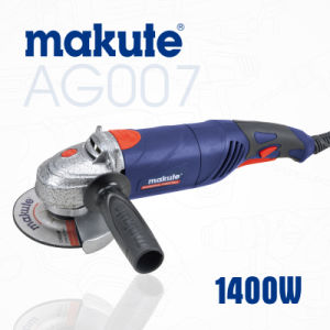 Makute 1400W 125mm Angle Grinder Power Grinder (AG007) pictures & photos