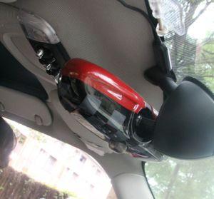 Interior Mirror Cover for Mini Cooper F56 (1 PCS/Set) pictures & photos