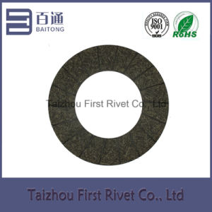 Model Fst016 Covering Yarn Series Clutch Facing for Various Automobiles