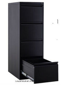 4 Drawer Vertical Pictures Metals Office Furniture File Cabinet pictures & photos