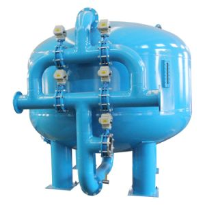 Mechanical Sand Water Filter for Cooling Circulating pictures & photos