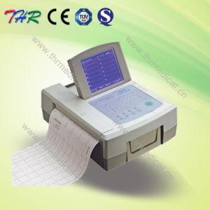 Thr-ECG-1220 12 Channel Interpretive Portable ECG Machine pictures & photos