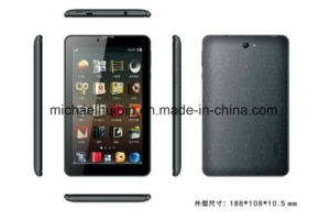 New Custom Design 7′′ Android 3G Phone Tablet PC (MID7301) pictures & photos