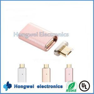 Micro USB Charging Cable Magnetic Data Adapter for-Samsung-S5-S6 pictures & photos