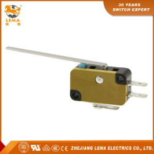 Wholesale Lema Kw7n-9t Approved Long Lever Snap Action Micro Switch pictures & photos