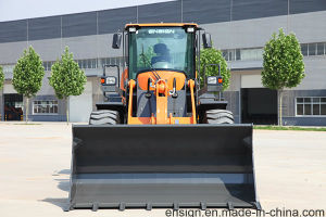 Ensign Wheel Loader Yx655 with Mechanical Control, 2.8 M3 Bucket. pictures & photos