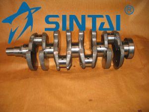 Engine Crakshaft for Beijing Santana pictures & photos