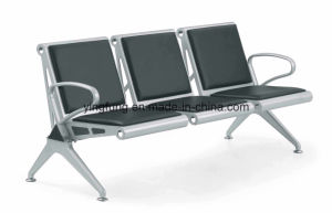Airport Metal Waiting Lounge Chair with Armrest Yf-243-3L pictures & photos