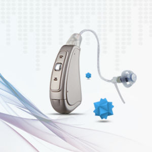 Lenx50 Ric / Bte Bluetooth Digital Hearing Aids,  Sound Amplifier pictures & photos