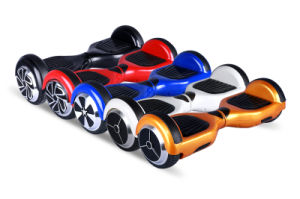 2 Wheel Smart Self Balancing Electric Scooter with Lithium-Ion Battery 36V 4.4ah pictures & photos