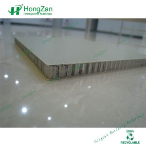 Rough Surface Fiberglass Sandwich Panel for Stone Wall Back pictures & photos