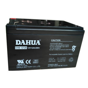 12V 12ah Gel Solar Battery for Solar Systems pictures & photos