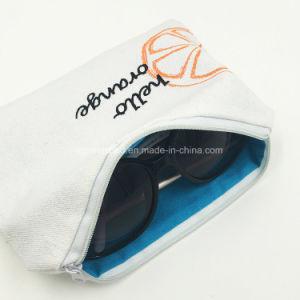 Cotton Zipper Pouch Pouch Cosmetic Bag pictures & photos