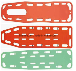 X-ray Translucent Plastic Spinal Board pictures & photos