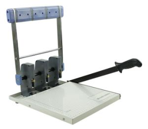 Professional Manufacture Electrical Hole Puncher Hole Punching Machine (WDXD-250) pictures & photos