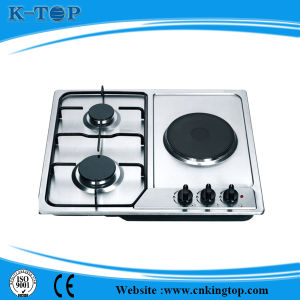 Glass Panel LPG Built in Gas Cooktop pictures & photos