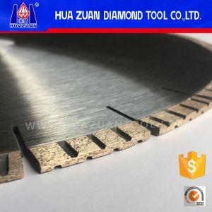 Turbo Segment Type Diamond Cutting Marble Blade for Sale pictures & photos